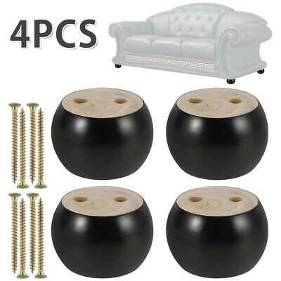 wooden legs for cabinet SOFA STOOL CHAIRS SETTEE Bed dressing universaltopitems