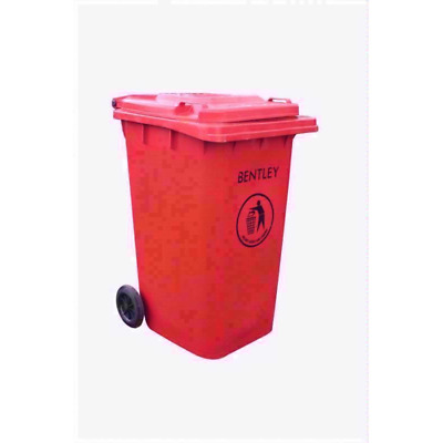 240l Purple Standard Wheelie Bin Dustbin Council Large Waste Rubbish Recycling