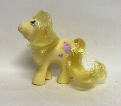 MY LITTLE PONY MLP G1 1987 US First Tooth Baby Pony Baby Crumpet - $36.00  PicClick