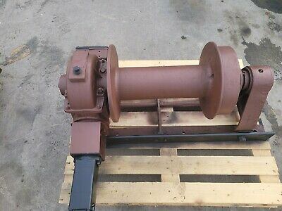 Garwood Hydraulic Winch  Heavy Duty 30000 Pound 15 Ton Winch Thirty 30k
