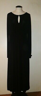 Austin Reed Brown Long Fitted Evening Dress With Sequin And Bead Detail Size 8 10 00 Picclick Uk