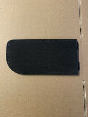 Audi TT 8N OS Right Front Black Door Card Bose Speaker Grill New  8N0035420A4PK
