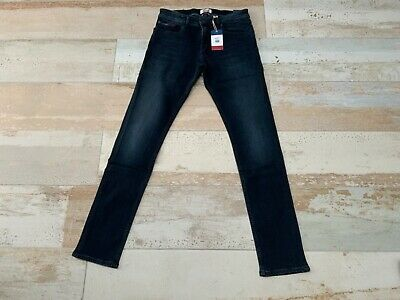 Tommy Hilfiger Junior Denim Capsule 16 years 176 Slim Strech Jeans Dark Blue new