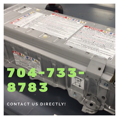 2004-2009 Toyota Prius Hybrid Battery- Complete W/ Hv Computer 18 Month Warranty
