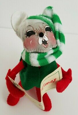 """ANNALEE 6/"""" DOLL /""""NAUGHTY DOGGIE/"""" DOG BOOT 948611 2011 NEW FREE SHIPPING"""