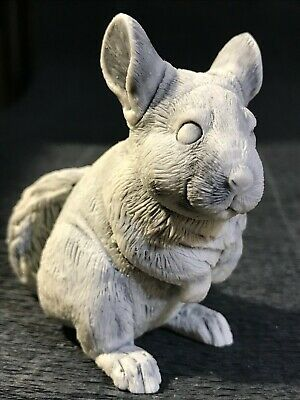 Chinchilla Animal Figurine Gifts Souvenirs High Quality