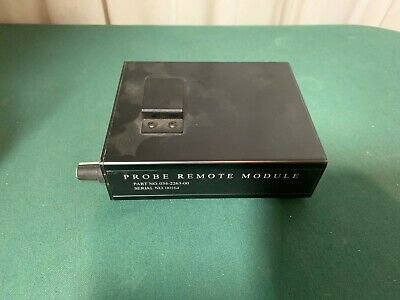 Frye Electronics Inc. Probe Remote Module Not Tested