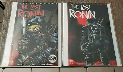 TMNT THE LAST RONIN #2 2020 Kevin Eastman Main Cover A 1st Print IDW NM 2//17//21