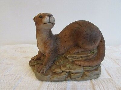Rspca The Wildlife Collection By Bob Hersey Otter Ornament