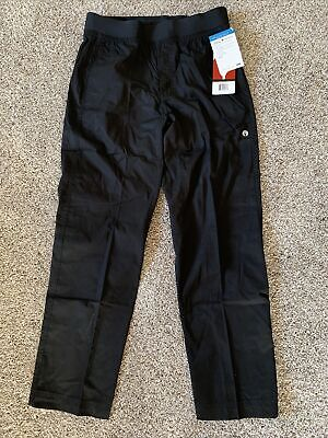 Mens Chef Works Black Pants Size Small $37.99