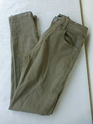 Next Taupe Denim Skinny Jeans Age 12 Years BNWT