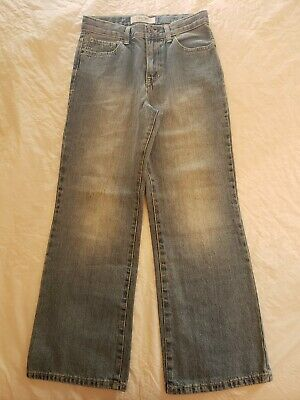 Boys Sz 12H HUSKY Cherokee Brand Denim Jeans, adjustable waist