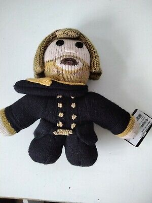 NECA Hitchhiker/'s Guide To The Galaxy TRILLIAN 12 Inch Knitted Plush Doll