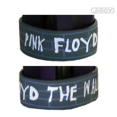 Rubber Gummy Wristband Logo /& Pulse Official Pink Floyd