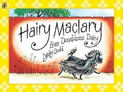Hairy Maclary From Donaldson's Dairy Ag Dodd Lynley