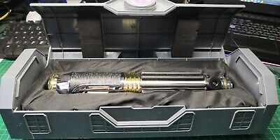 Star Wars Galaxy's Edge Mace Windu Lightsaber Hilt Only