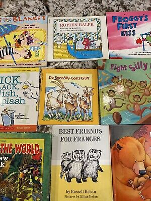 Story Time Assorted Bundle / Lot of 9  Story Books for Kids/Toddlers/Daycare MIX