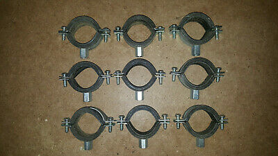 Walraven BIS Rubber Lined Pipe Clips