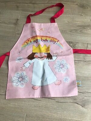 Little Princess Cooking Apron