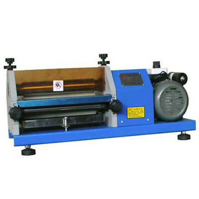 220V  27cm Automatic Gluing Machine Glue Coating for Paper,Leather  CE
