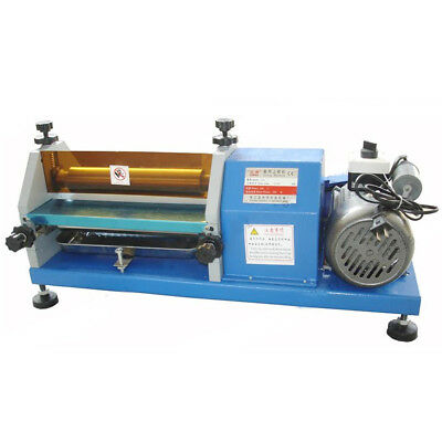 Automatic Gluing Machine Glue Coating for Paper,Leather  27cm   220V