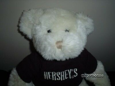 Hersheys Teddy  Bear Times Square NY Large 16 inch Plush