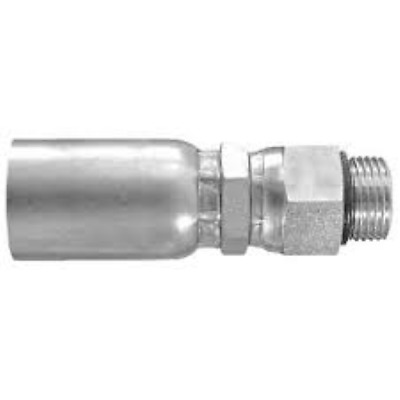 New Dayco Permanent Crimp Hydraulc Hose End Coupling Pn 108326