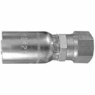 New Dayco Permanent Crimp Hydraulc Hose End Coupling Pn 108711