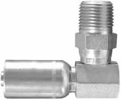 New Dayco Permanent Crimp Hydraulc Hose End Coupling Pn 108239