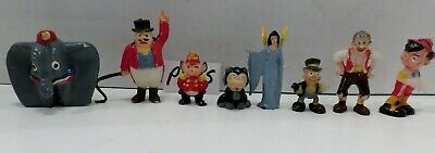 Marx Tinykins 196O'sminatures Disneykins Dumbo And Friends Figure 1-1 3/4""