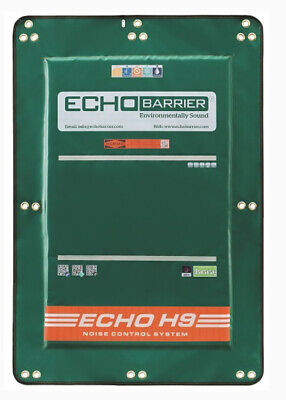 5x Echo H9 Acoustic Barrier Fence