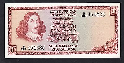 South Africa 1 Rand 1973-75  VF+  P. 115,    Banknote, Circulated
