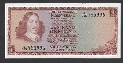 South Africa 1  Rand 1973-75  AU-UNC  P. 116,    Banknote, Uncirculated