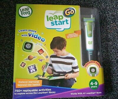 Childs LeapFrog LeapStart Go, Interactive and Educational Toy for Learning Games