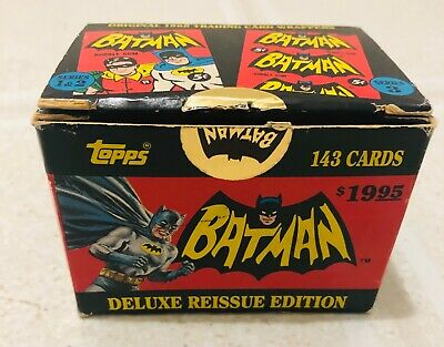 Details about  /SEALED Batman Movie 2nd Series 143 TOPPS Trading Cards Complete 1989 BOX SET