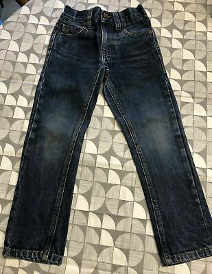 Boys NEXT Regular Fit Jeans Age 5 Slight Washed Faded Look