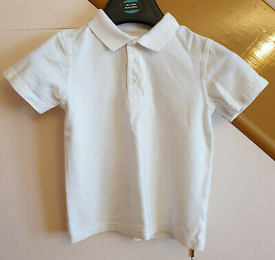 George White School Polo Shirt Age 5-6 Years