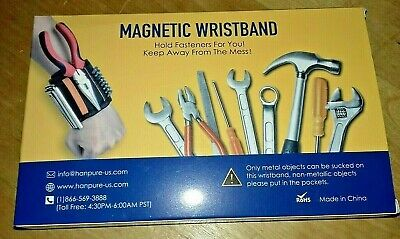 New Magnetic Wristband For Tools.