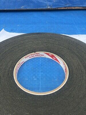 3M 5078Rvt Automotive Double Sided Tape Reposition Your Trim Or Badges