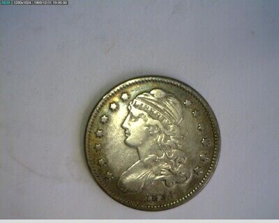 Scarce 1834  CAPPED BUST QUARTER DOLLAR Very Nice * Take a LooK * #2