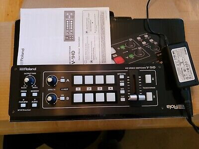 Roland V-1HD HDMI Video Switcher (4 channel)