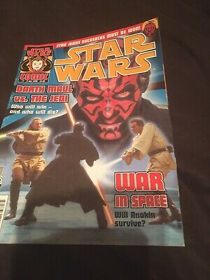 Vintage Star Wars Comic 1999