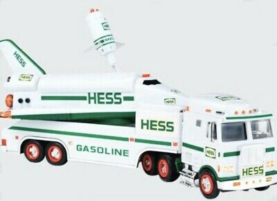 HESS Toy Truck and Space Shuttle with Satellite 1999 UNOPENED