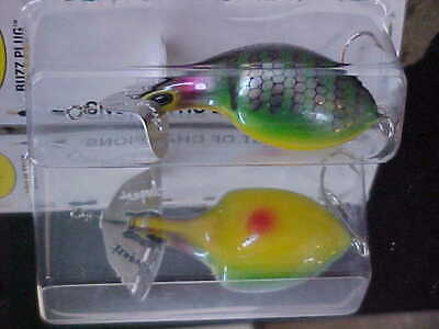 Arbogast 1oz ARB BUZZ PLUG TopWater G905-140 for Big Musky//Pike//Bass//Stripers