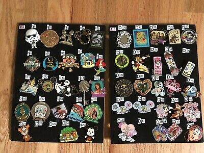 One price shipping rate Pin Lot $6 Each Walt Disney Pins YOU CHOOSE pins