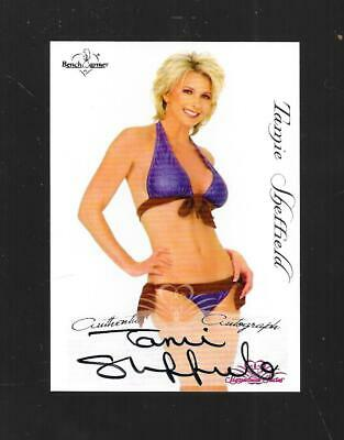 2005 Bench Warmer Signature Series Autographs Silver Foil #8 Crystal lett