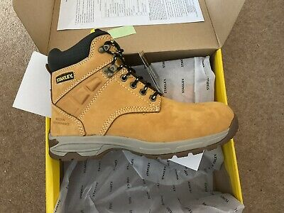 Stanley Impact Safety Boots Honey Size 11