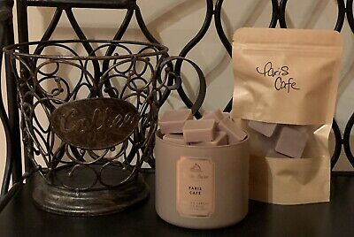 You Pick Bath and Body Works Homemade Wax Melts Made from 3 Wick Candles