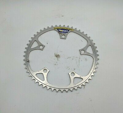 52 Teeth Steel NEW Details about  /Sprocket Shimano Biopace 5 Arms show original title
