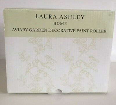 Laura Ashley Bella Butterfly Decorative Paint Roller For Walls Paper /& Wood